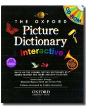 New Oxford Picture Dictionary CD-ROM